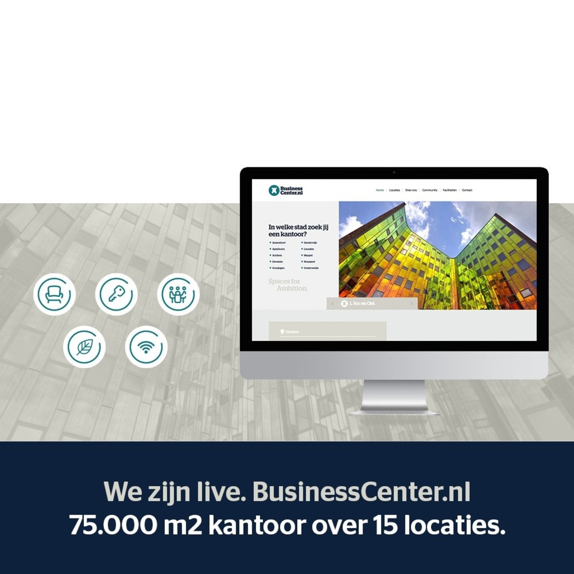 Brivec lanceert BusinessCenter.nl